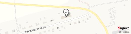 Конфитон на карте Ярково