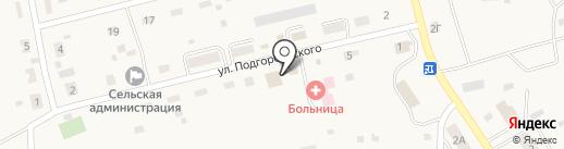 Магазин хозтоваров на карте Ярково