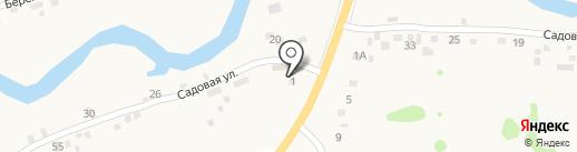 Маяк на карте Ярково