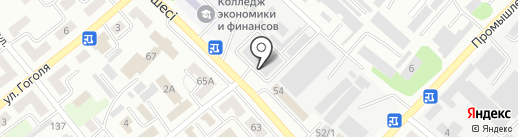 ОкнаГрад на карте Усть-Каменогорска