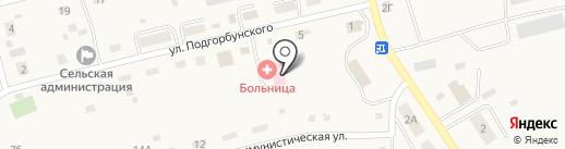 Ярковская участковая больница на карте Ярково