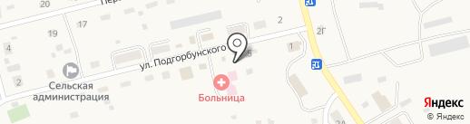 Хозяюшка на карте Ярково