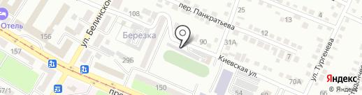 DIAMANT на карте Усть-Каменогорска
