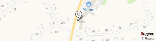 Шиномонтажная мастерская на карте Ярково