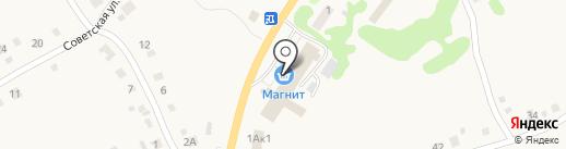 Магнит на карте Ярково