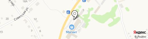 Парикмахерская на карте Ярково