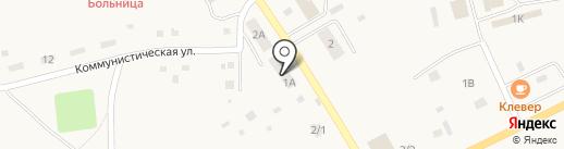 Магнит Косметик на карте Ярково
