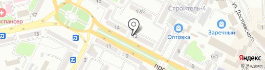 WILDBERRIES на карте Усть-Каменогорска