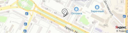 DIVA на карте Усть-Каменогорска