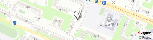 Престиж на карте Усть-Каменогорска