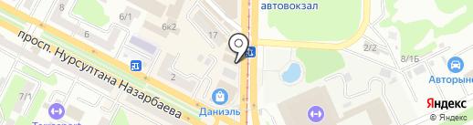 Tez Food на карте Усть-Каменогорска