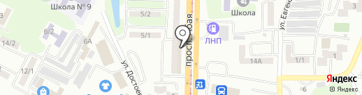 Магазин семян на карте Усть-Каменогорска
