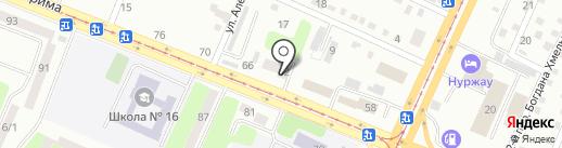Регион press на карте Усть-Каменогорска