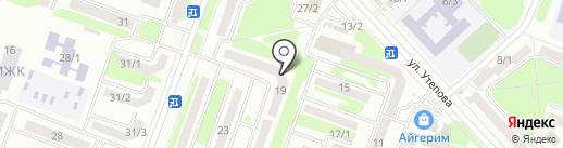 ВКО Фармсервис, ТОО на карте Усть-Каменогорска