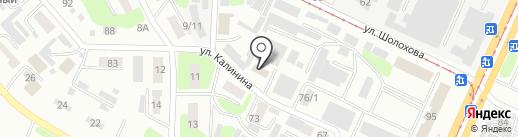АКПА-Химзащита, ТОО на карте Усть-Каменогорска