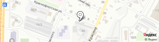 MUGAL на карте Усть-Каменогорска
