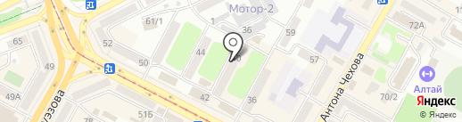 Gorod1720 на карте Усть-Каменогорска