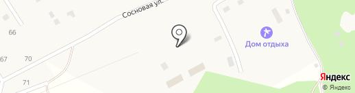 Калейдоскоп на карте Борового