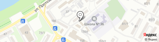 POLTERGEIST на карте Усть-Каменогорска