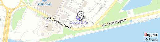 Банкомат, Сбербанк, ПАО на карте Усть-Каменогорска