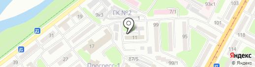 RaiStep на карте Усть-Каменогорска