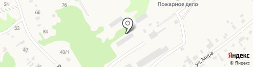 КОРМА от ШЕФА на карте Борового