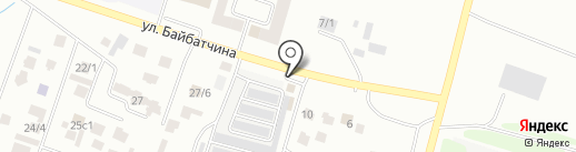 Mochalkin Blues на карте Усть-Каменогорска