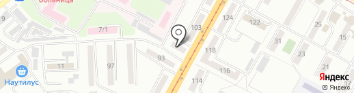 Janita на карте Усть-Каменогорска