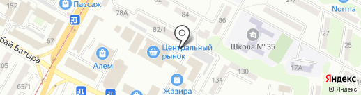 АЛТЫНТЕХ, ТОО на карте Усть-Каменогорска