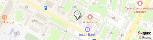 Секонд-хенд на карте Усть-Каменогорска