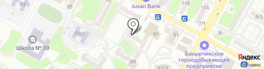 Все для праздника на карте Усть-Каменогорска