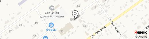 АнтураЖ на карте Борового