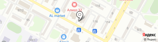 Банкомат, Kaspi bank на карте Усть-Каменогорска