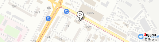 Atis на карте Усть-Каменогорска