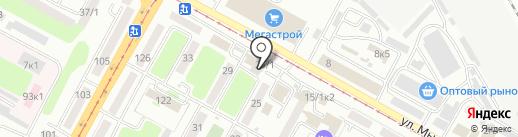 Asar-shop на карте Усть-Каменогорска