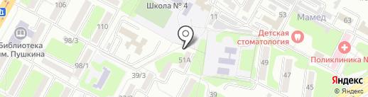 STATUS на карте Усть-Каменогорска