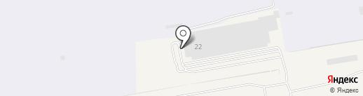 АЭРОКАР на карте Оби