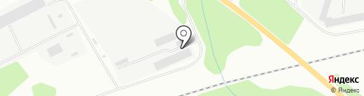 Казвторцветмет на карте Усть-Каменогорска
