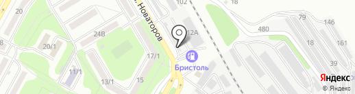 Мастерская по ремонту карбюраторов на карте Усть-Каменогорска