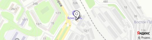 СанТехОптТорг2013 на карте Усть-Каменогорска