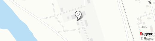 Казселезащита, ГУ на карте Усть-Каменогорска