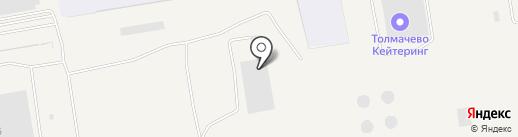 БКЖБИ-2 на карте Оби