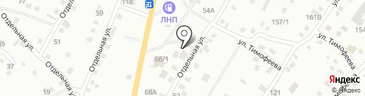 Магазин автозапчастей для ВАЗ, BMW на карте Усть-Каменогорска
