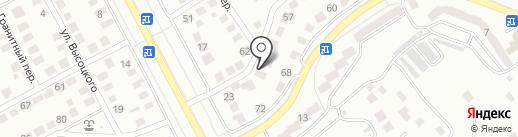 Ана Үйі на карте Усть-Каменогорска