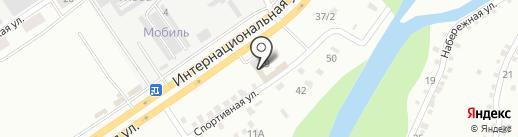 Вэст, ТОО на карте Усть-Каменогорска