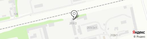 Ульбинский пивоваренный завод, ТОО на карте Усть-Каменогорска