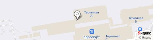 Детский игровой лабиринт на карте Оби