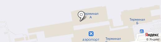 Шоколадное дерево на карте Оби