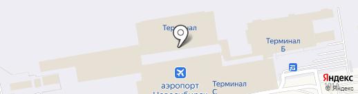 Банкомат, Банк Акцепт на карте Оби