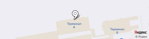 Якутия на карте Оби